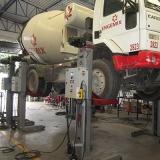 coluna de elevação para caminhões preço Concórdia