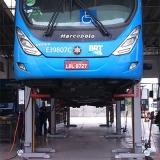 coluna móvel de elevação para ônibus articulado e bi-articulado preço Balsas