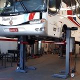 coluna móvel de elevação para ônibus rodoviário preço Campinas
