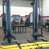 colunas de elevação para manutenção de empilhadeira Corumbá