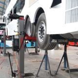 empresa de coluna móvel de elevação para ônibus rodoviário Sergipe