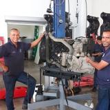 plataformas hidráulicas para motores caminhões e ônibus litoral paulista