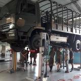 venda de coluna móvel de elevação caminhões Aparecida de Goiânia