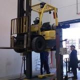 venda de coluna móvel de elevação para manutenção de empilhadeira Diadema